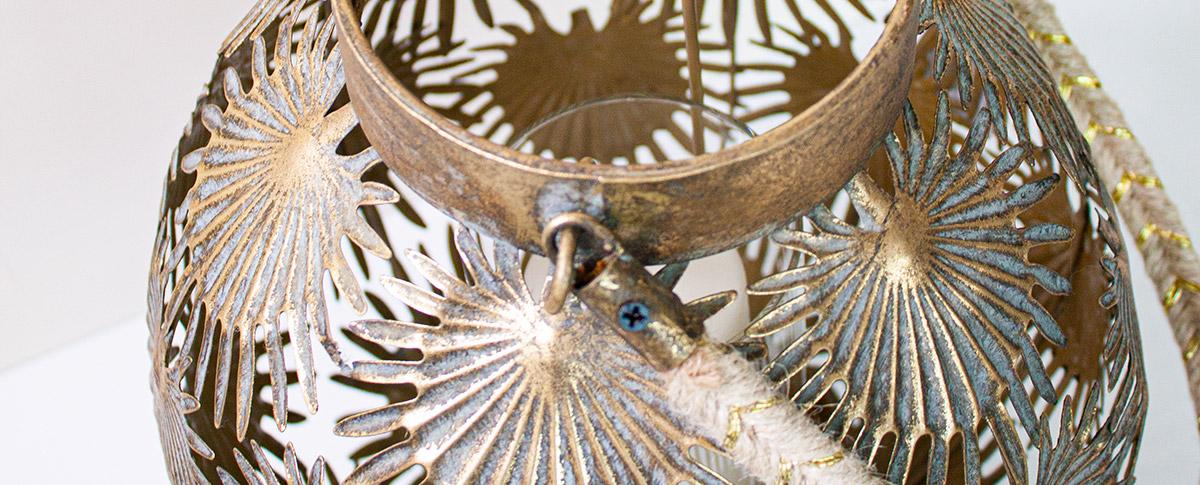 oggettistica lenterne e porta vasi in bronzo antichizzato