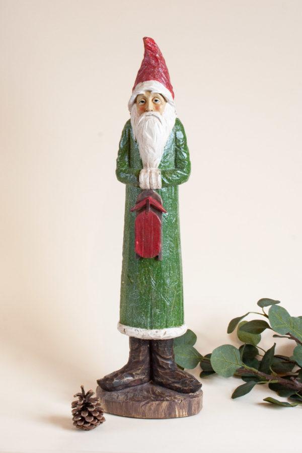 Babbo Natale con slittino